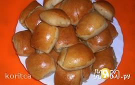 Пирожки - орешки для пикника