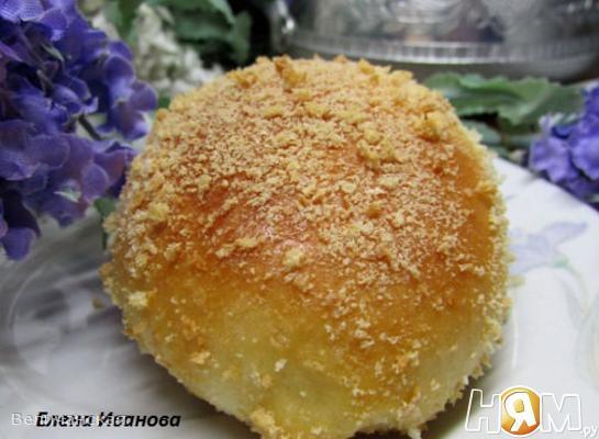 Пирожки с варёной сгущёнкой