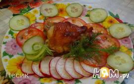 Курица в изумительном соусе