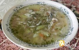 Субботний рыбный суп