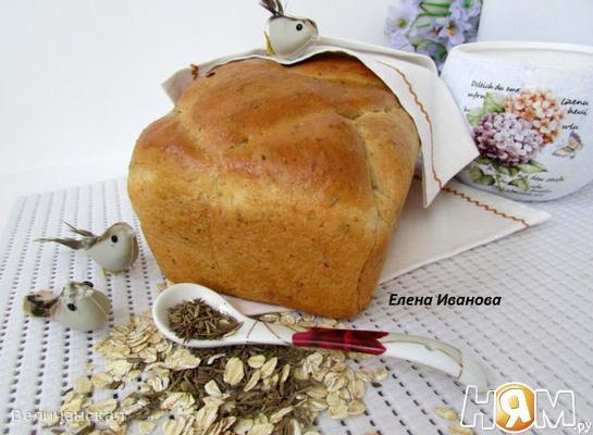 Рецепт Деревенский хлеб сестeр Симили