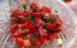 Салат-соус к мясу