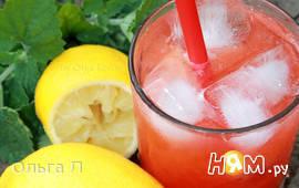 ~ клубничный лимонад ~