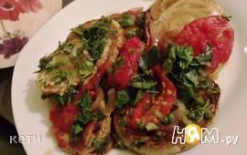 Рагу из кабачков в ароматном масле