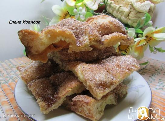 Альмойшавена - сладкая лепёшка испанских евреев