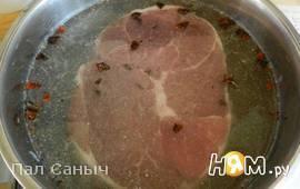 Маринад для мяса с пряностями-афродизиаками