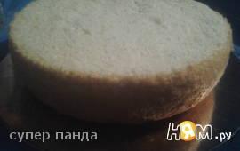 Нежный и пушистый бисквит с арахисом