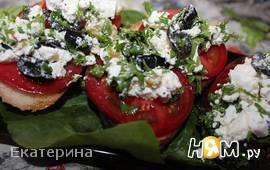 Греческие бутерброды