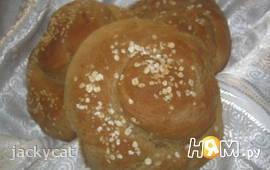 Домашний селянский хлеб