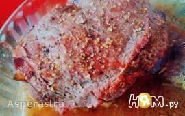 Запеченное мясо с секретом