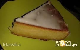Грейпфрутовый пирог