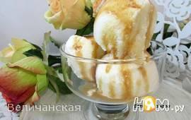 Дынное мороженое