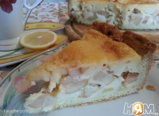 Невский яблочный пирог