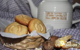 Печенье с орешками кешью