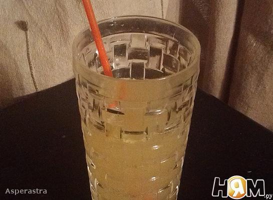 Домашний лимонад из маракуйи