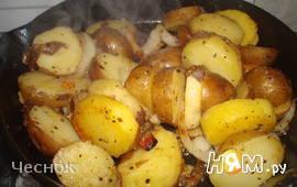 Картофель Франш-Конте