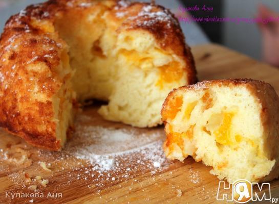 Рецепт Мандариновый кекс