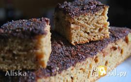 Имбирный пряник-пирог