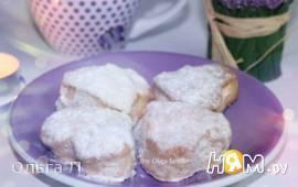 """Испанское рождественское печенье  """"СНЕЖКИ"""""""
