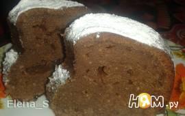 Кекс творожный кофейно-шоколадный