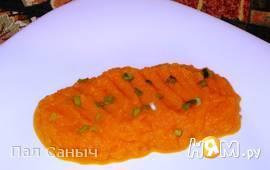 Морковно-кабачковое пюре