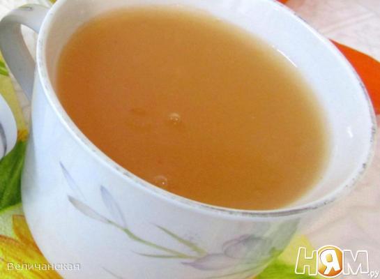 Рецепт Морковный кисель
