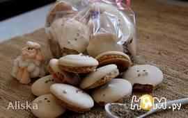"""Печенье анисовое а-ля """"Macarons"""""""
