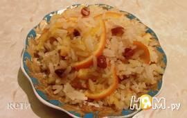 Рассыпчатая рисовая каша