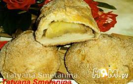 """Яблочное печенье """"Румяные щёчки"""""""