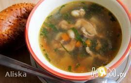 Пикантный суп