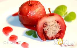 Пьяные  яблоки