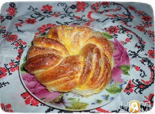 Сахарные булочки