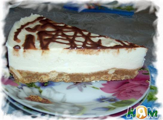 """Торт без выпечки """"Нежность"""""""