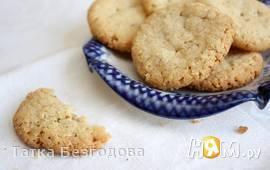 овсяное печенье как из Икеи