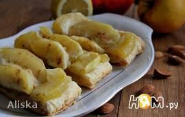 "Chaussons aux pommes - ""тапки"" с яблоками"