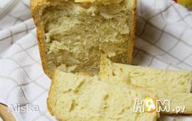 Хлеб из 3-х видов муки