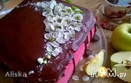 """Торт """"Дивный сад"""""""
