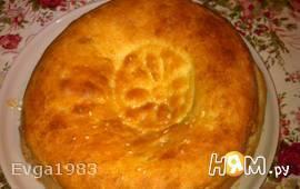Быстрый куриный пирог