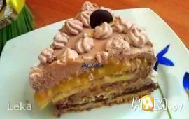 Торт «ENDERUN»