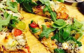 Пицца наан