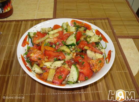 Салат, просто салат....
