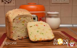 Йогуртовый хлеб с цукатами