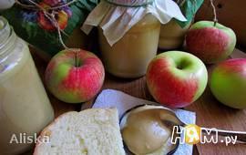 """Яблочное пюре """"Неженка"""""""