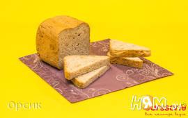 Хлеб медовый в хлебопечке Oursson BM0801J