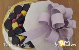 "Торт ""Ларчик с конфетами"""