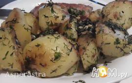 Картошка по-испански
