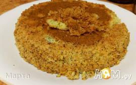 Апельсиново-маковый пирог