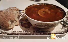 Средиземноморский овощной суп