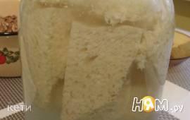 Берлом для хранения сыра на долгий срок