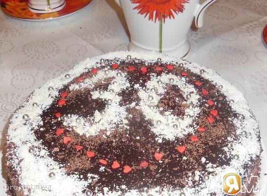 """Торт """"Для самых родных"""""""
